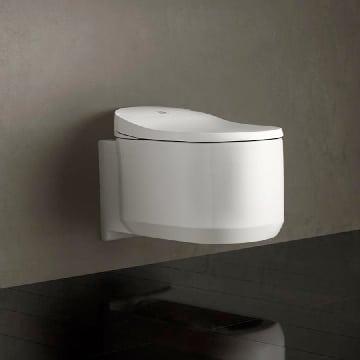 Pose d'un WC japonais lavant à Poitiers