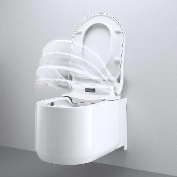 Installationd'un WC japonais nettoyant à Poitiers